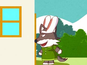 动画可爱小免 壁纸