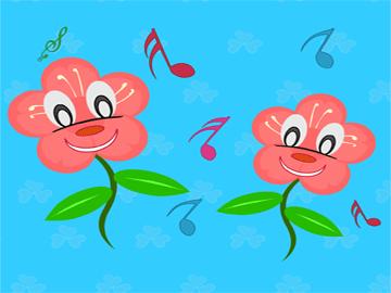 歌声与微笑_歌声与微笑简谱_歌声与微笑简谱歌谱视频推荐; 亲宝儿歌