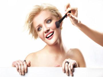 教你学化妆