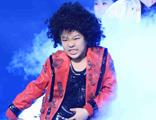 台湾正太变身MJ甩掉假发