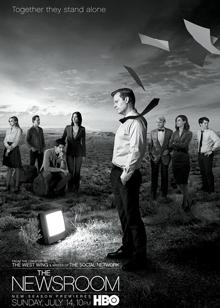 《新闻编辑室》第一季