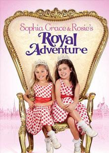 索菲亚.格雷斯和罗西的皇家探险