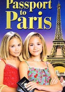 姐妹双行:巴黎护照