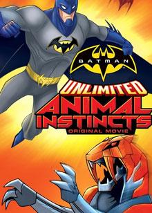 蝙蝠侠无极限:动物本能