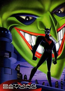未来蝙蝠侠:小丑的逆袭