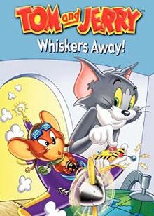 猫和老鼠:胡须不见了
