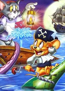 猫和老鼠:别碰胡须!