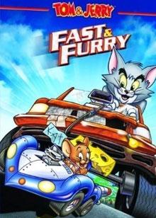 猫和老鼠: 飙风天王