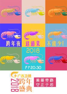 2018广西卫视跨年盛典