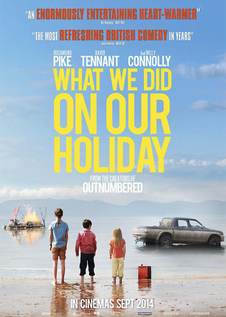 《我们假期做了什么》在线观看