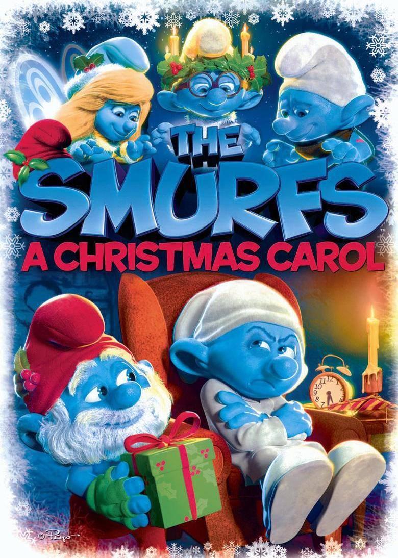 蓝精灵:圣诞颂歌