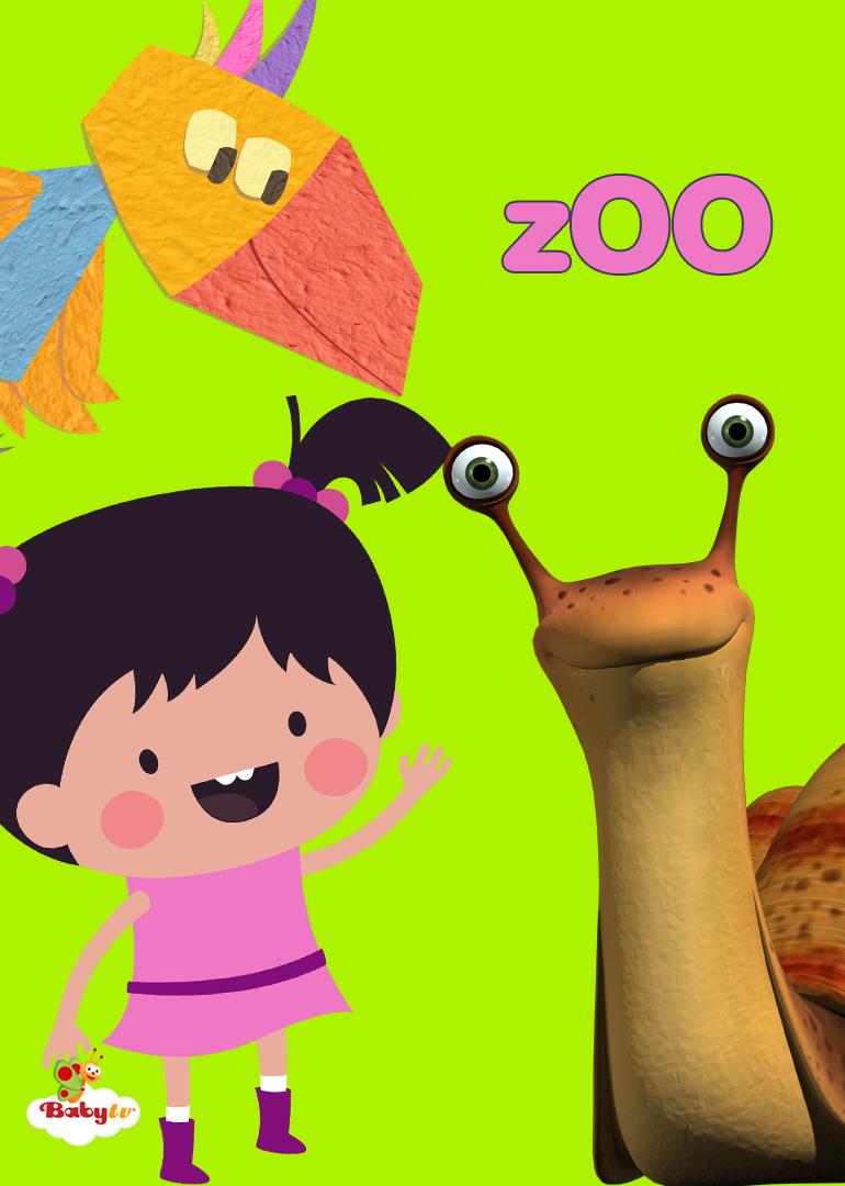 动物园表演 英文版