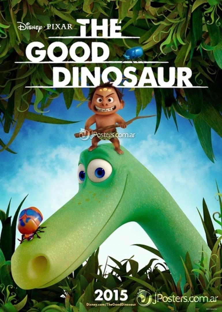 【喜劇】恐龍當家線上完整看 The Good Dinosaur