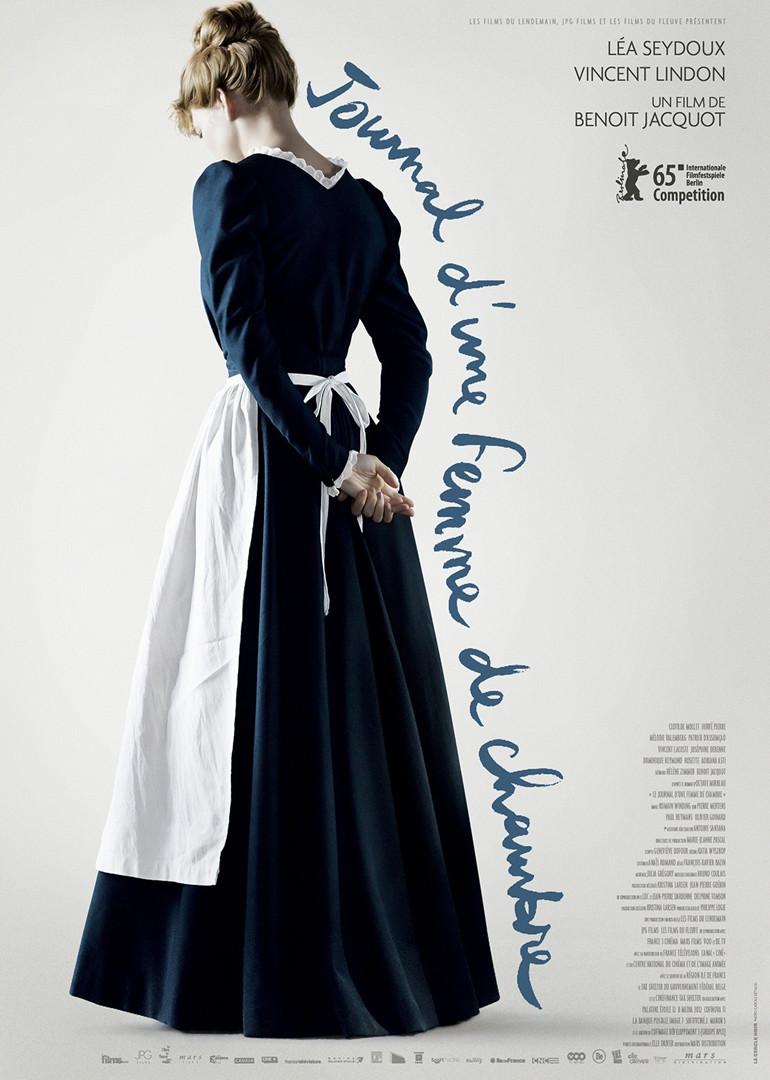 《女仆日记》预告片 欧洲中世纪贵族生活图片