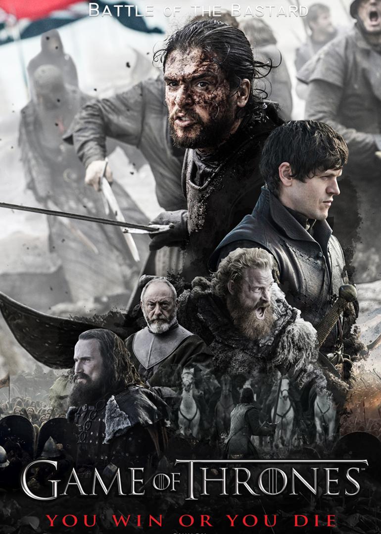 冰与火之歌:权力的游戏第六季