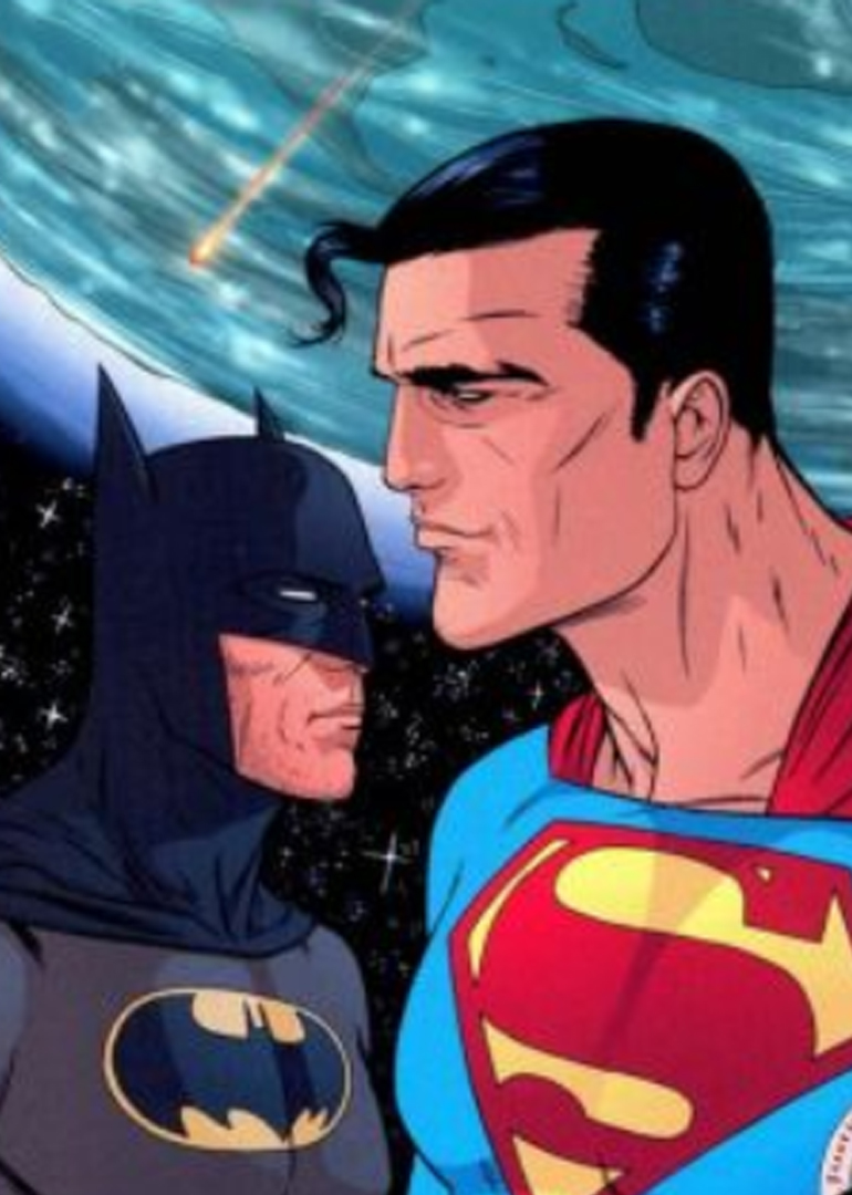蝙蝠侠与超人:世界最佳搭档