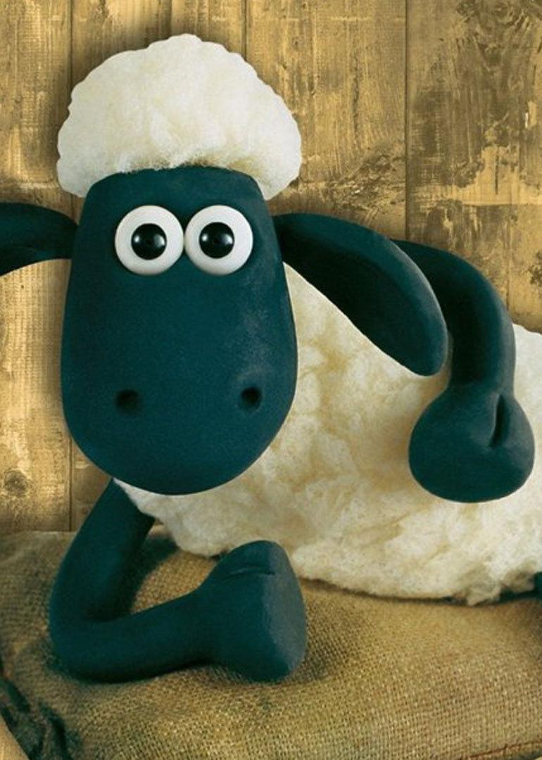 小羊肖恩正版