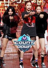 M! Countdown之170126