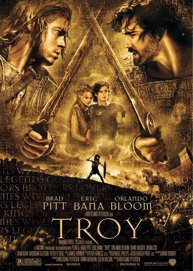 特洛伊:木马屠城