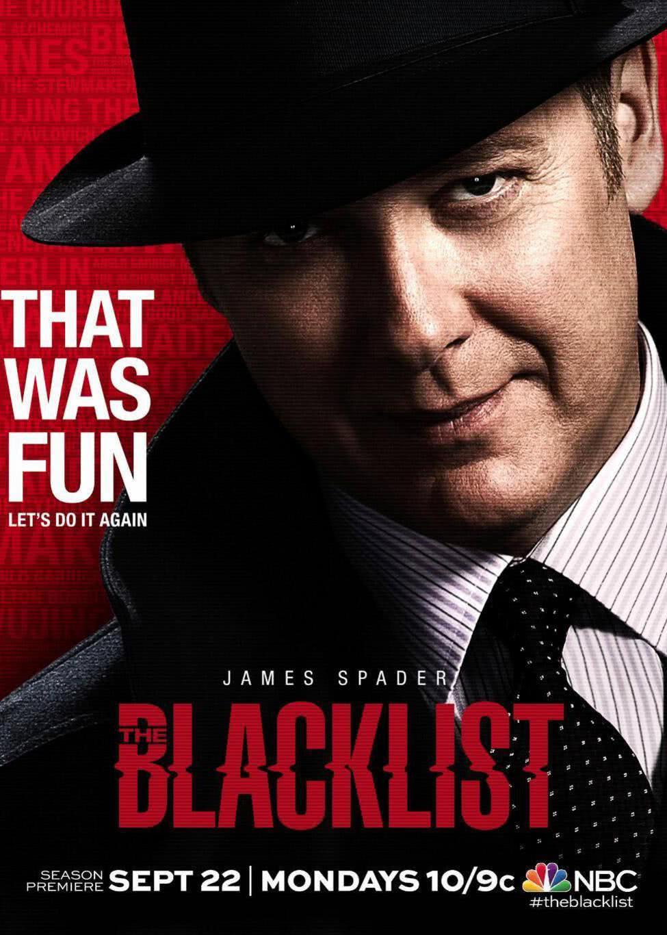 黑名单第二季吉吉影音|黑名单第二季詹姆斯·斯派德,梅根·布|黑名单第二季导演是乔·卡纳汉