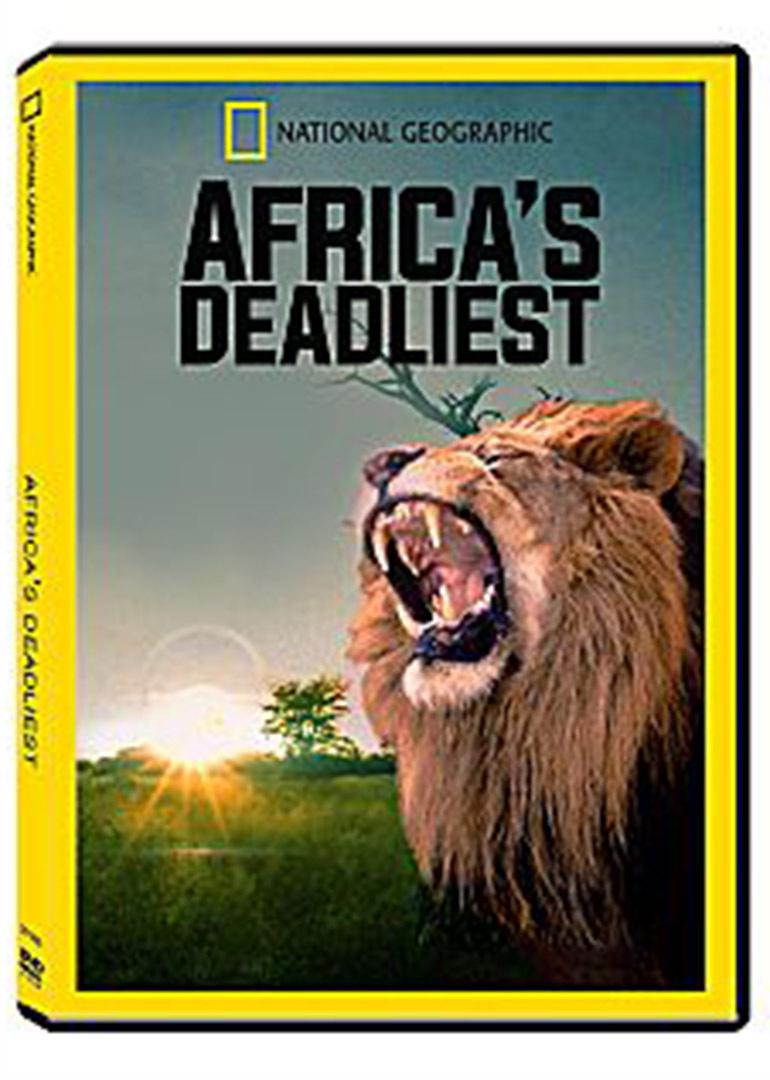 非洲最致命动物:杀手技巧