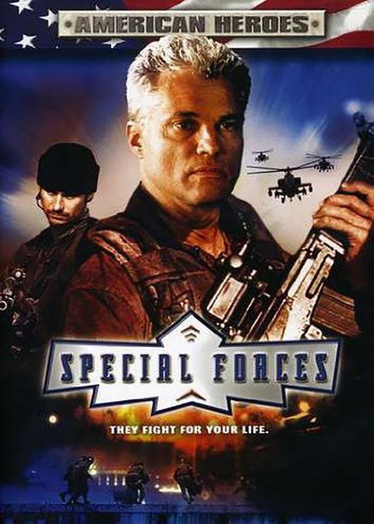 特种部队special forces电影