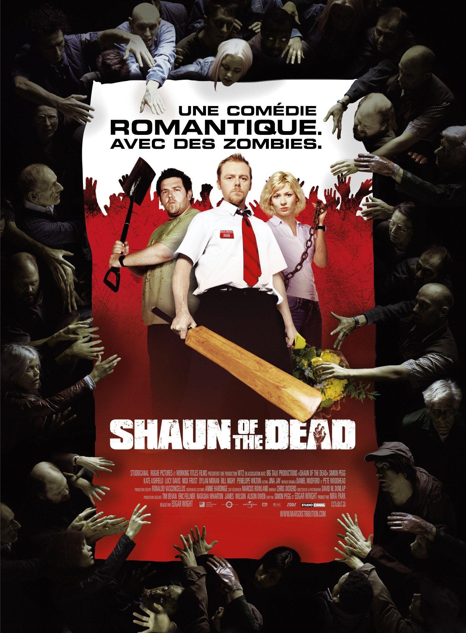 僵尸肖恩shaun of the dead电影