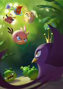 《愤怒的小鸟:Stella》第二季