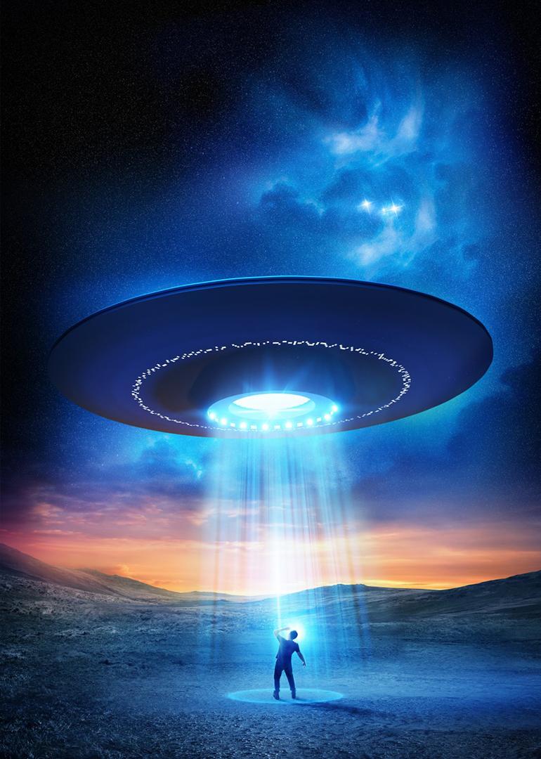 张旭 遭遇UFO