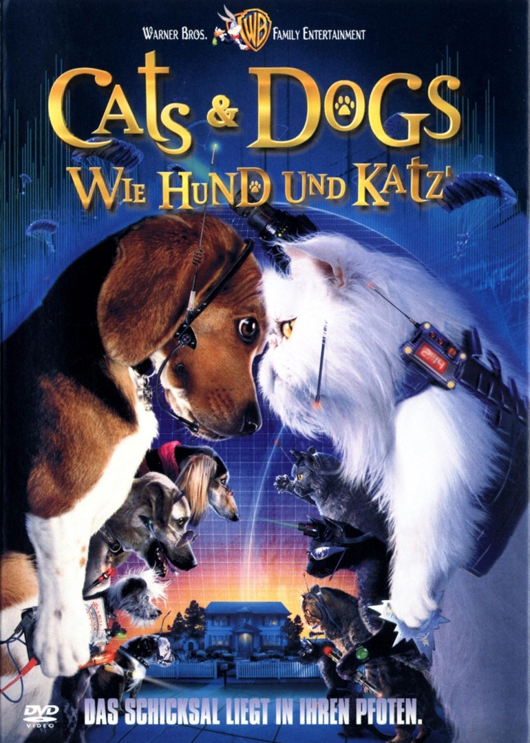 Movie Cats And Dogs