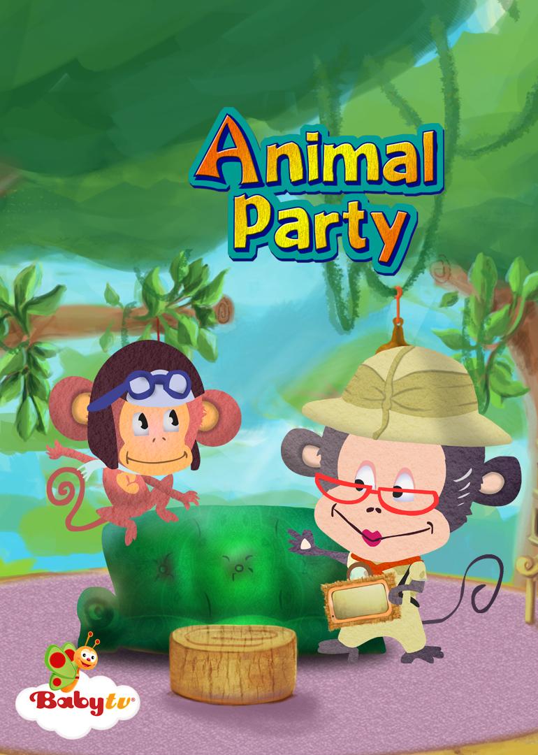动物聚会第一季_05 - 腾讯视频