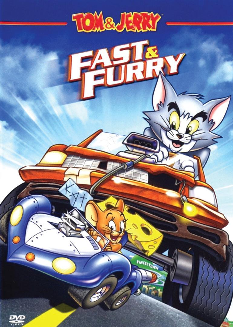 猫和老鼠: 飙风天王(超清)