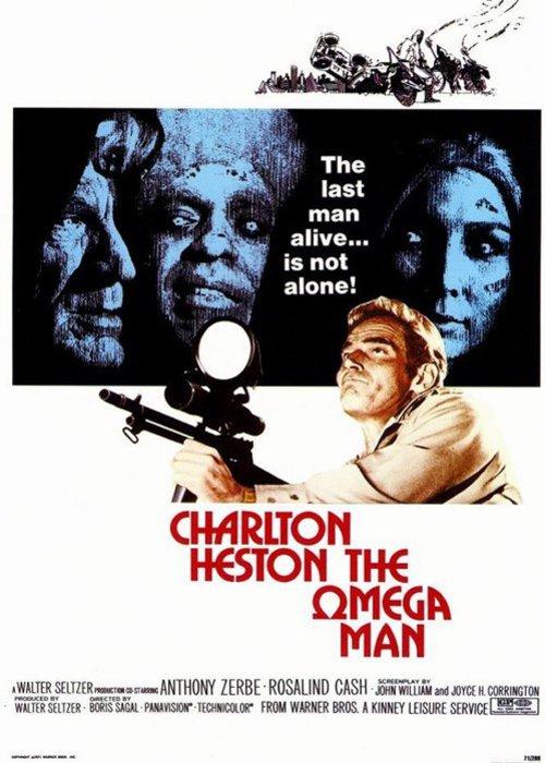 The Omega Man Trailer (1971) Charlton Heston