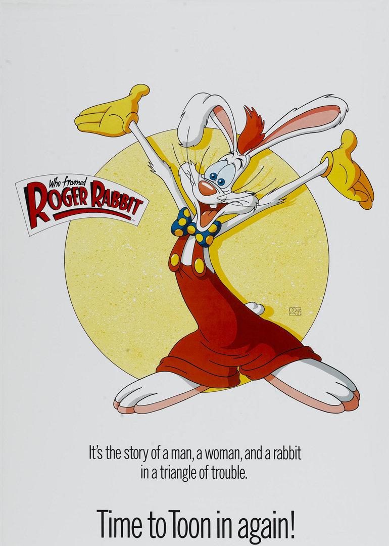 谁陷害了兔子罗杰