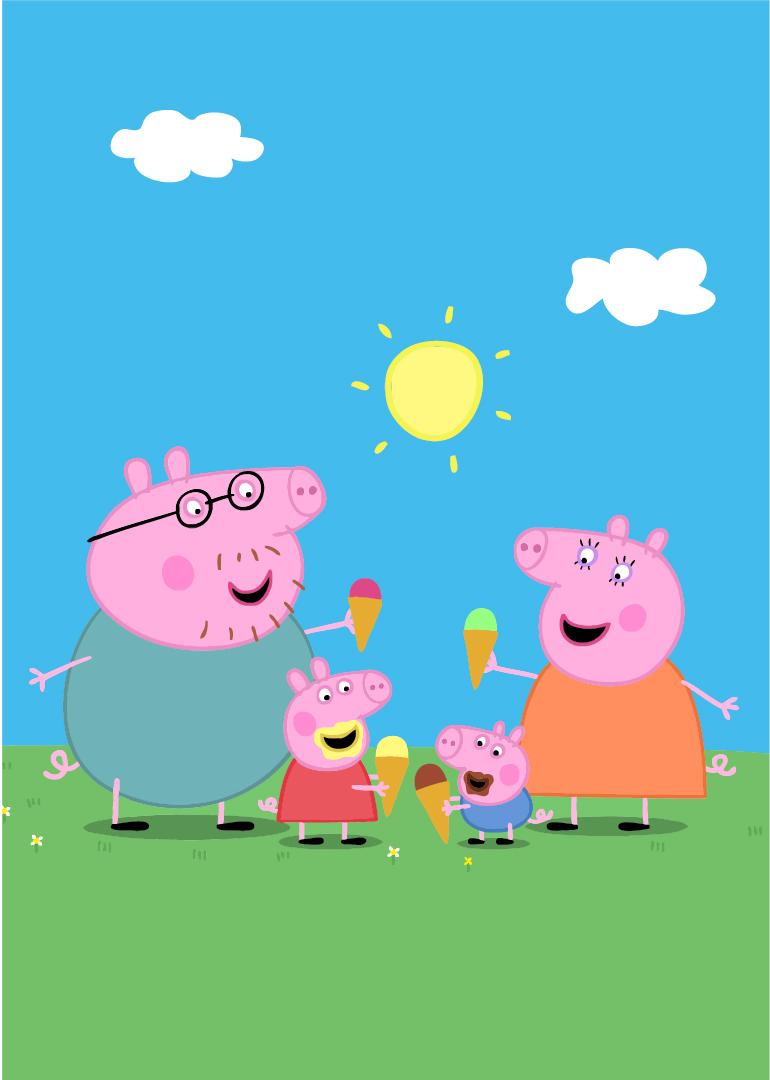 简介:小猪佩奇四岁了,是一只腼腆可爱而又有些专横