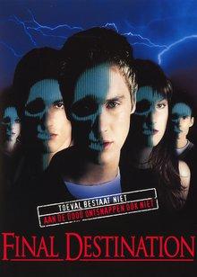 《死神来了1》海报
