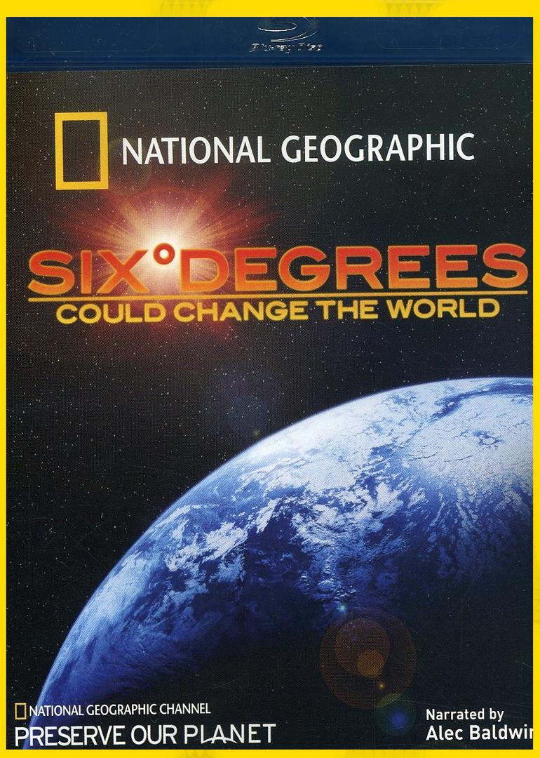 改变世界的六摄氏度