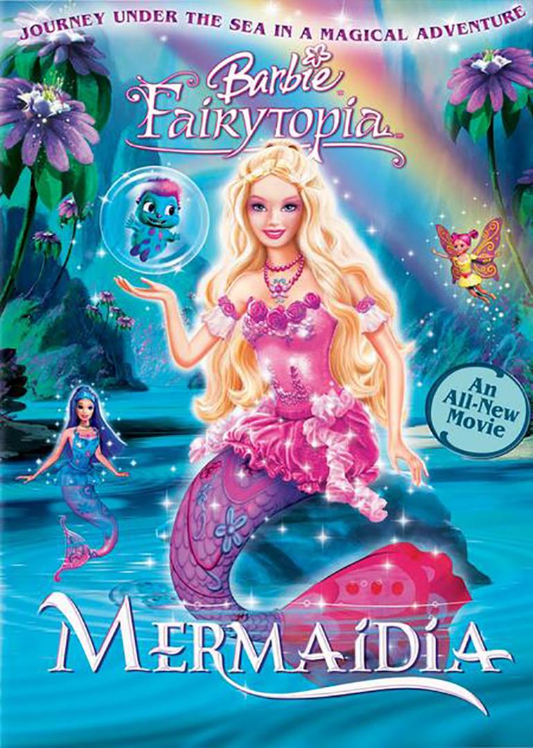 芭比美人鱼公主