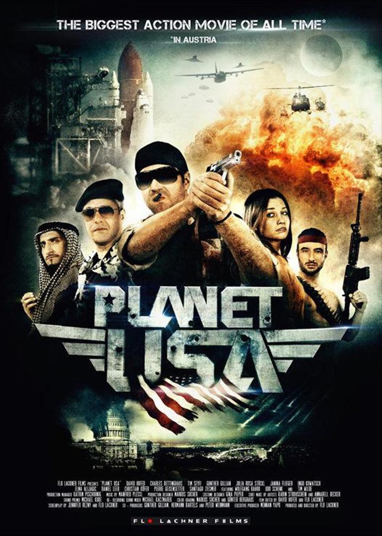 《美国星球》电影高清在线观看