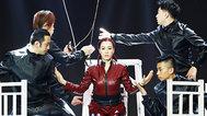 第2期:钟丽缇高空叠椅术险象还生电话求救张伦硕