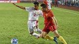 福特杯:中国U19 2-1 阿曼U19