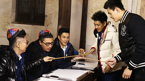 第9期:郭富城变书童被打手板,孙杨背乘法口诀伤自尊