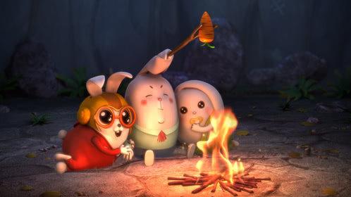 阿U之三只兔子合集
