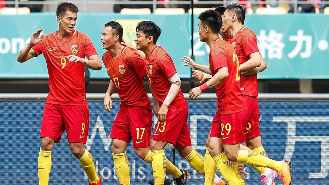 【回放】2018中国杯三四名决赛:中国vs捷克 上半场