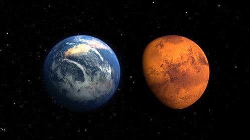 在火星上再造地球