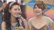 女丑与女神的舞蹈大对决  20130821
