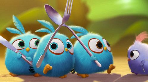 愤怒的小鸟全新季