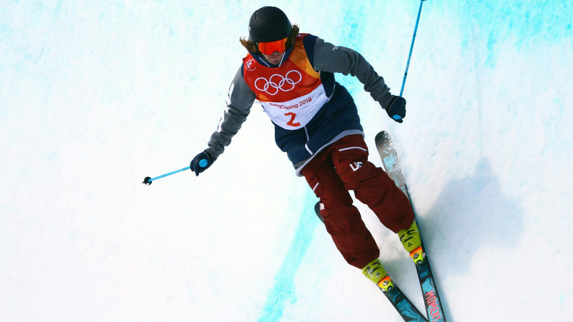 2016冬奥会自由式滑雪 图片合集