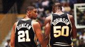 NBA历史五大双塔盘点
