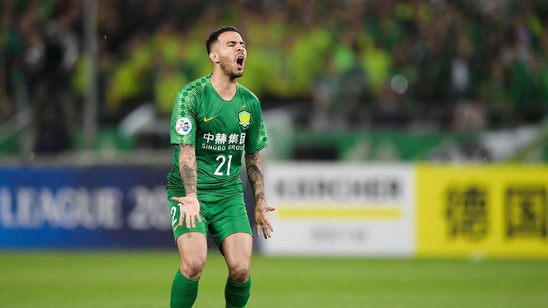 2019亚冠小组赛g组第5轮:北京国安0-1全北现代